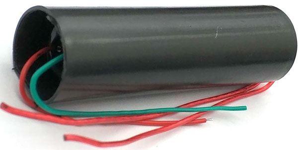 Napájecí modul, step-up modul 3-6V/1000kV