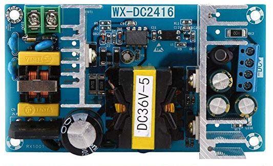 Napájecí zdroj-modul WX-DC2416 100-265VAC/36VDC 5A