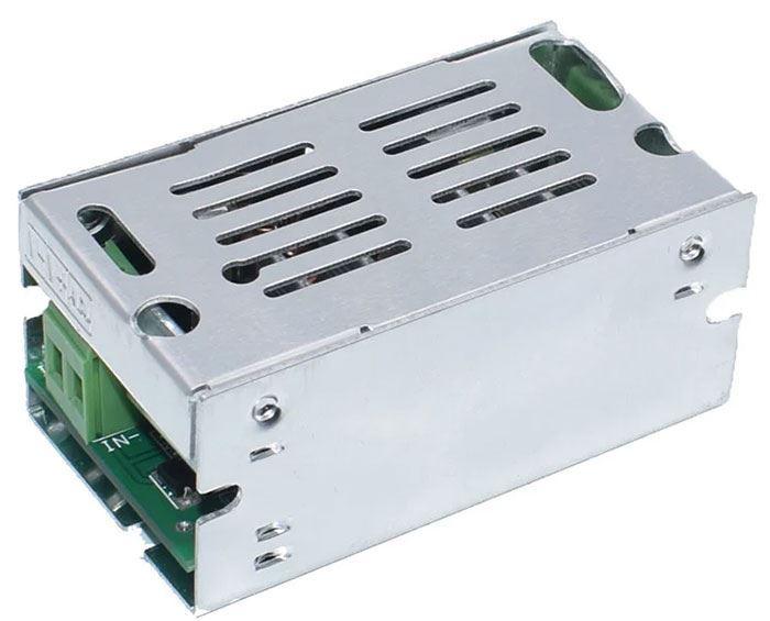 Napájecí modul, step-up měnič CV 200W s krytem