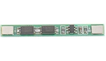 Ochranný obvod pro 1 Li-Ion článek 18650