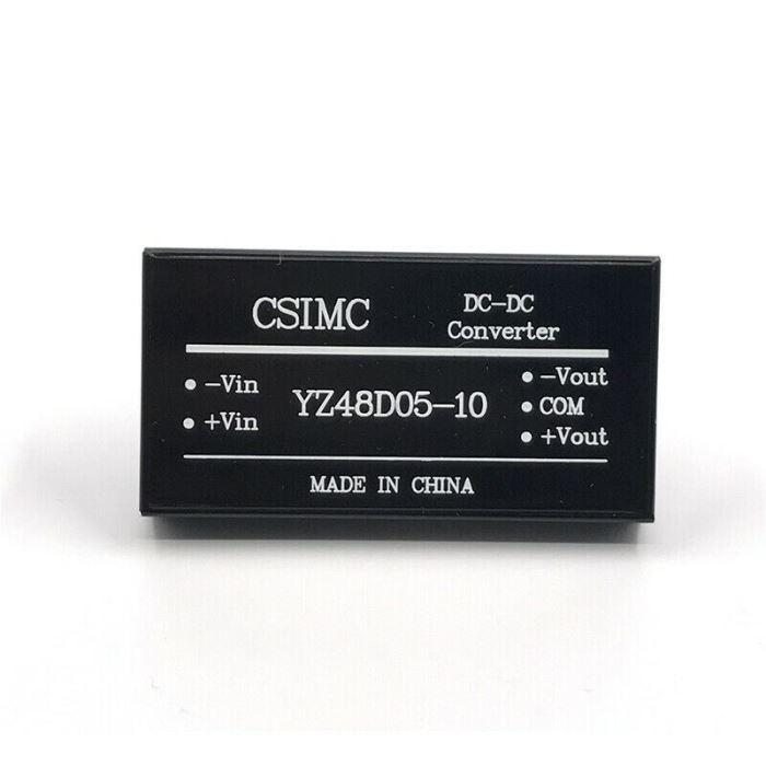 Napájecí modul, izolovaný step-down měnič 24-72V na 5V