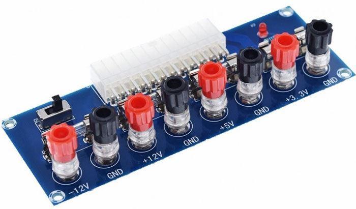 Napájecí modul XH-M229 pro zdroje z PC typu ATX