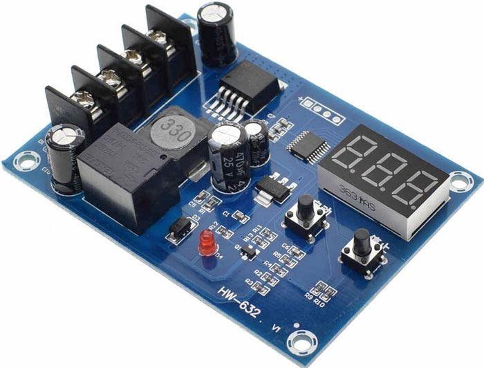 Nabíjecí kontrolér pro Pb, Li-Ion i Ni-MH baterie, modul XH-M603