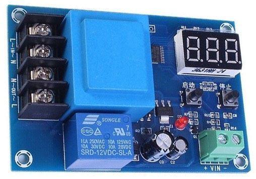 Nabíjecí kontrolér pro Pb, Li-Ion i Ni-MH baterie, modul XH-M602