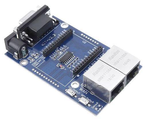 Modul HLK-RM04 - UART WiFi vývojový modul