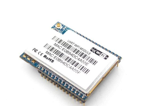 HLK-RM04 RM04 anténní wifi port