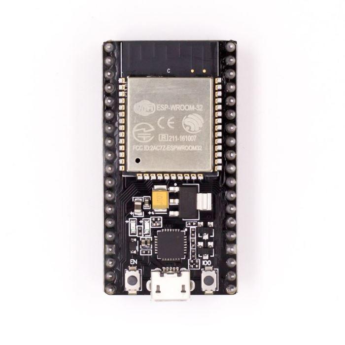 ESP-32, ESP-32S vývojová deska 2,4GHz WiFi+Bluetooth