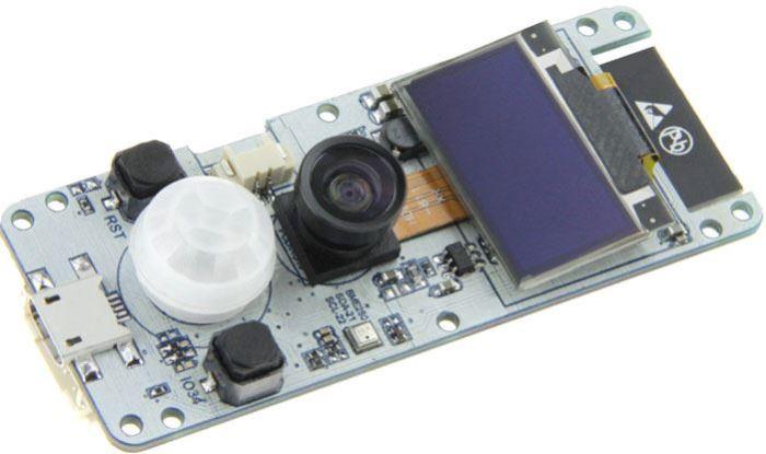 ESP32 TTGO T-Camera WROVER PSRAM, vývojová deska