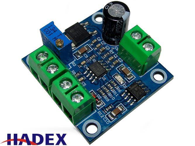 Převodník 0-1kHz/0-10V, modul