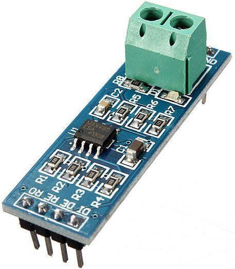 Převodník TTL na RS485, modul s MAX485