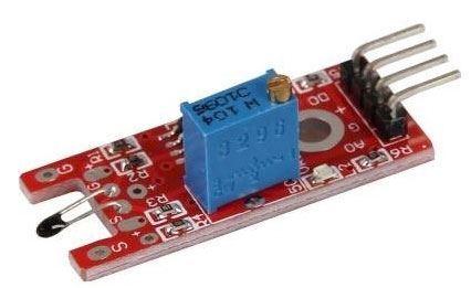 Teplotní čidlo KY-028, modul s termistorem NTC