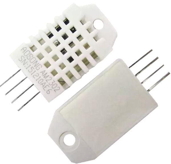 Teplotní čidlo a vlhkoměr DHT22/AM2302
