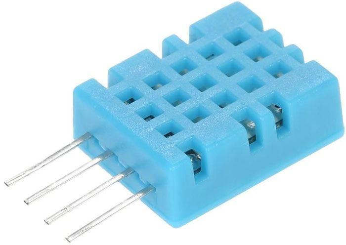 Teplotní čidlo a vlhkoměr DHT11