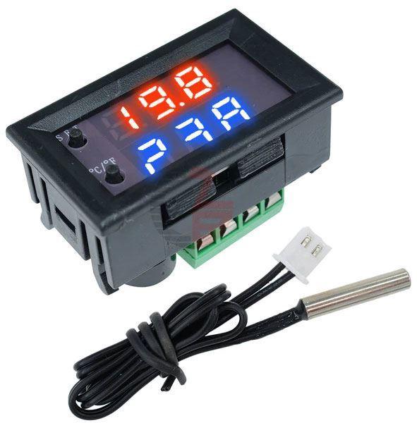 Digitální termostat W1209WK, -50 až 110°C