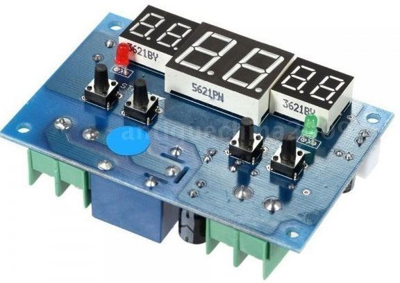 Digitální termostat W1401, -9 až 99°C