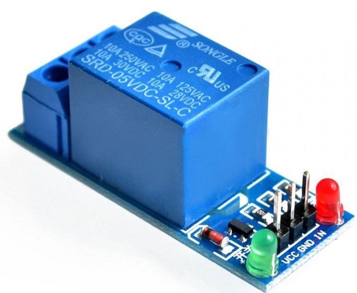 Modul relé 1x pro Arduino