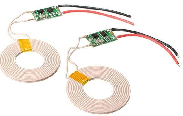 Bezdrátový nabíjecí modul 5V/2A, přijímač + vysílač
