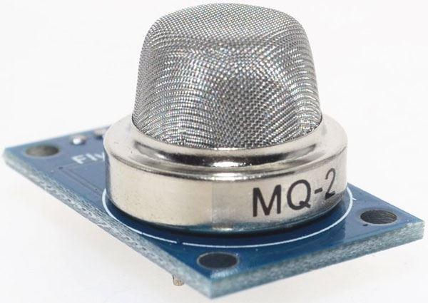 Detektor hořlavých plynů MQ-2