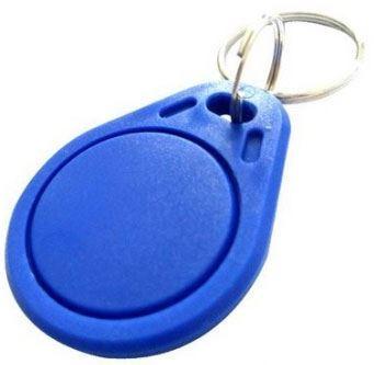 RFID přístupový čip 13,56MHz modrý