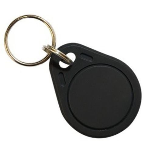 RFID přístupový čip 13,56MHz, přívěšek, černý