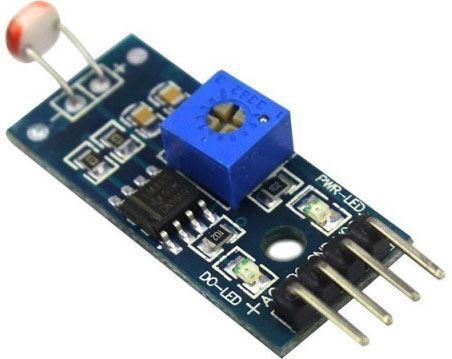 Světelný senzor-modul s A/D výstupem