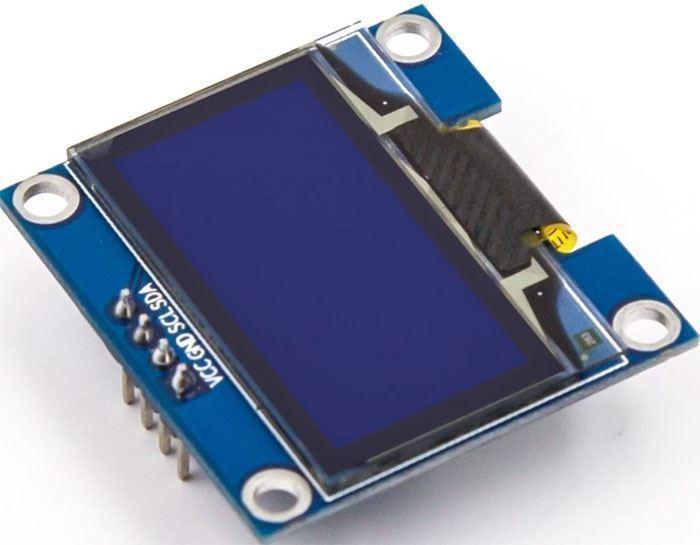 """Displej OLED 1,3"""", 128x64 znaky, IIC/I2C, 4piny"""