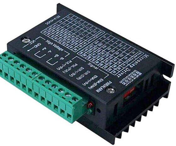 Driver, řadič pro krokové motory, modul TB6600-4.0