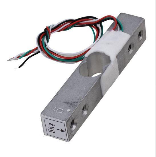 Váhový senzor 5kg YZC-131 /snímač hmotnosti Arduino/