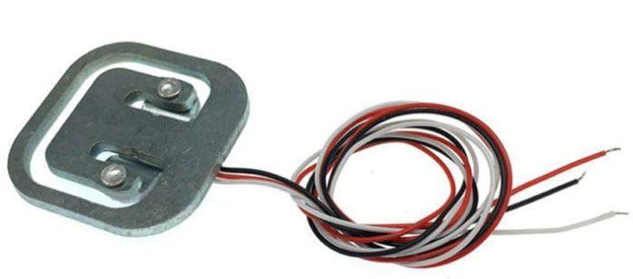 Váhový senzor 50kg  /snímač hmotnosti Arduino/