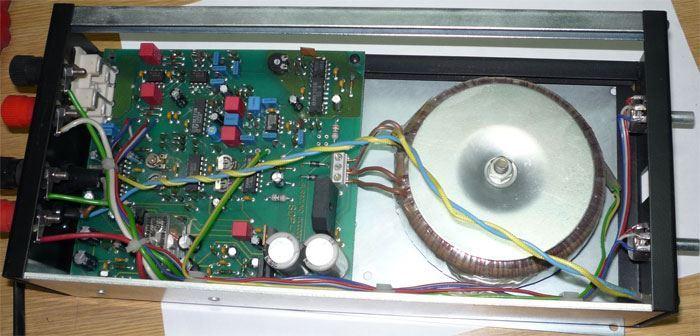 Surround decoder SDP-1, neznámý stav, rozebraný