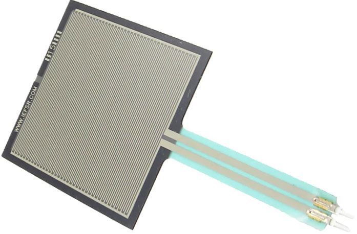 Tlakový senzor FSR406  /snímač hmotnosti Arduino/
