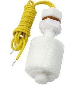 Snímač hladiny kapaliny P45 - dvoustavový plovákový spínač