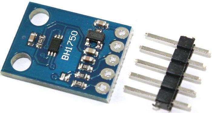 Měřič osvětlení-luxmetr, modul GY-302 s BH1750