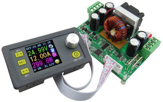 Laboratorní zdroj-modul DPS3012