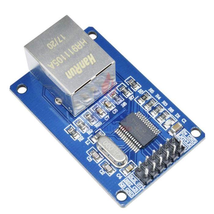 Modul LAN Ethernet ENC28J60