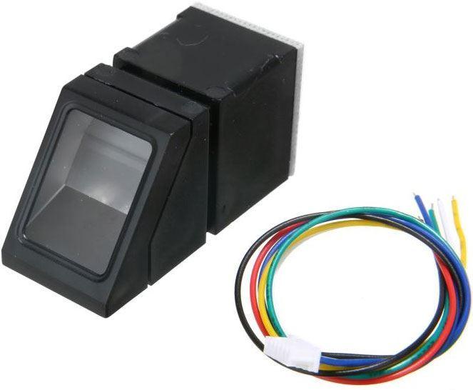 Snímač otisků prstů, modul R307