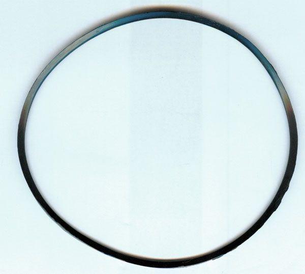 Řemínek gumový, délka 288mm