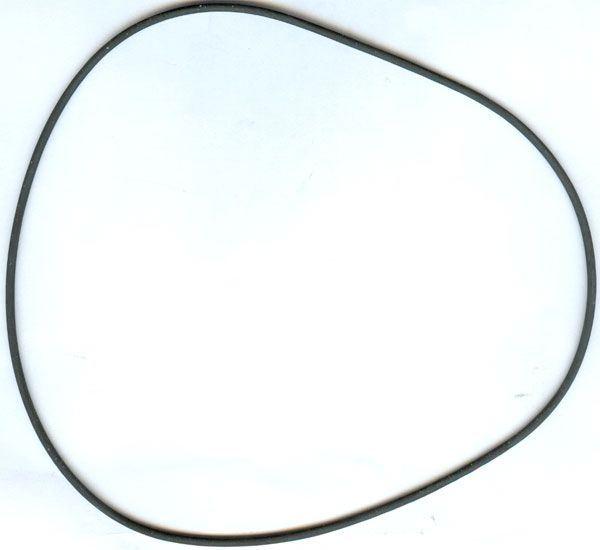 Řemínek gumový, délka 400mm