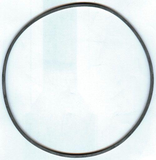 Řemínek gumový, délka 360mm