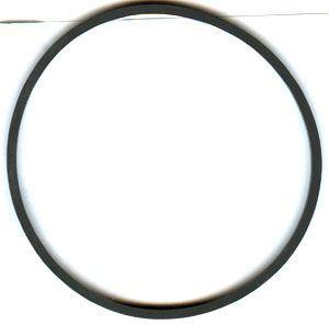 Řemínek gumový, délka 205mm