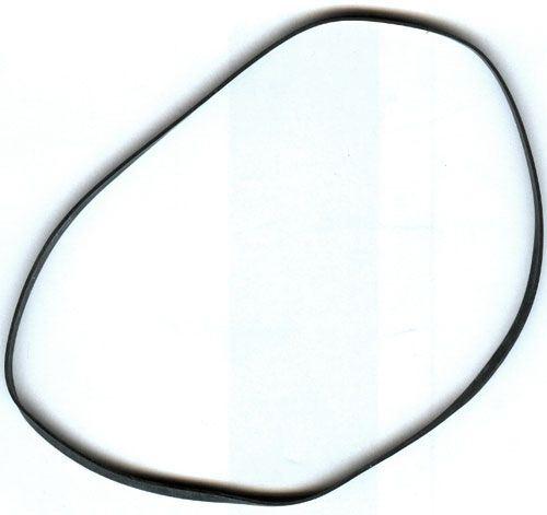 Řemínek gumový plochý, délka 278mm