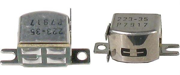 Mgf.hlava 223-35 P79 stereo,2x210ohm, rozteč 16mm