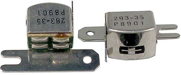 Mgf.hlava 223-30 stereo 2x210ohm, rozteč 16mm