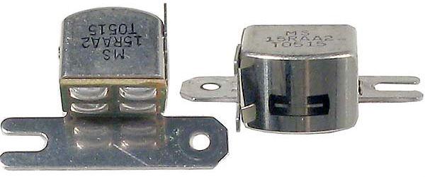 Mgf.hlava 15RAA2 stereo 2x220ohm, rozteč 18-20mm