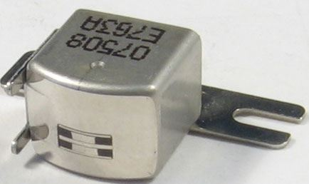 Mgf.hlava 07508, stereo, 2x210ohm, rozteč 18-20mm