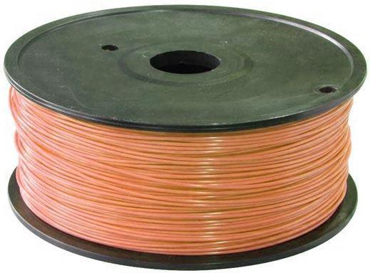 Tisková struna 1,75mm světlehnědá, materiál PLA, cívka 1kg /3D tisk/