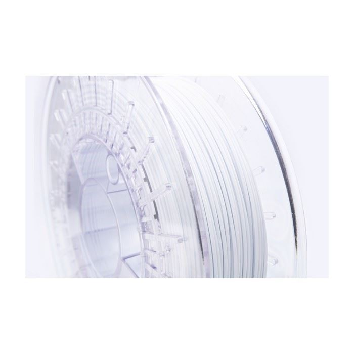 Tisková struna FLEX 20D bílá, Print-Me, 1,75mm, 0,45kg