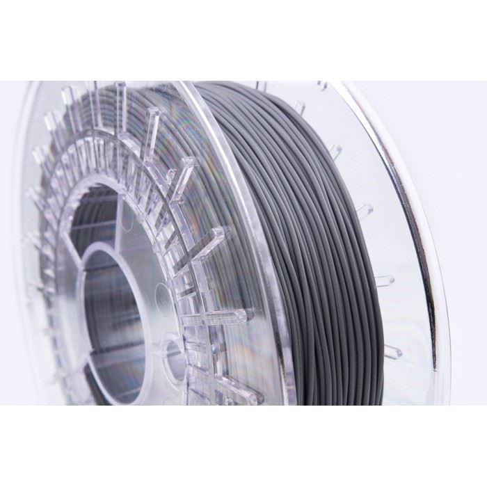 Tisková struna FLEX 20D šedá, Print-Me, 1,75mm, 0,45kg