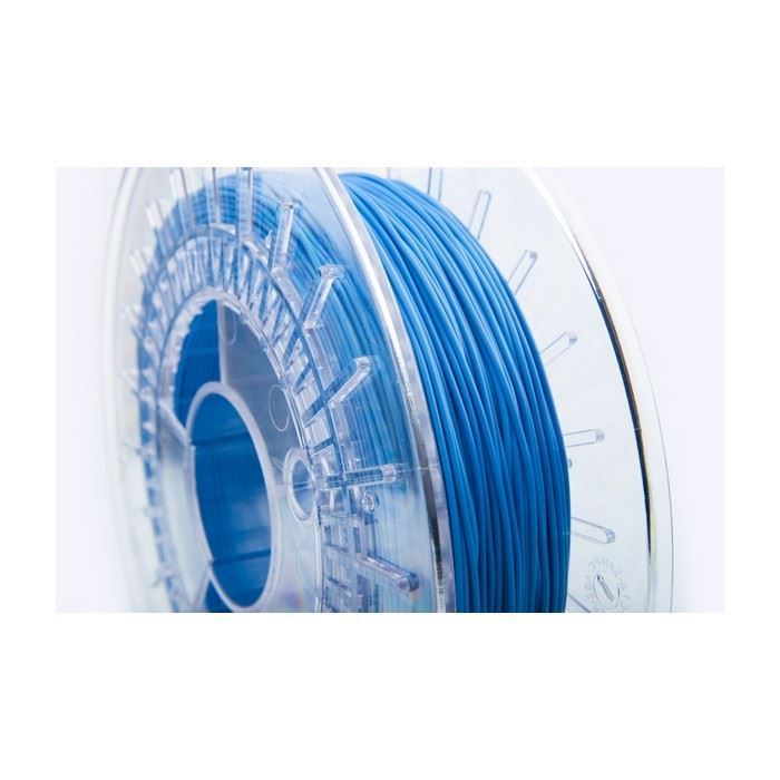 Tisková struna FLEX 20D modrá, Print-Me, 1,75mm, 0,45kg