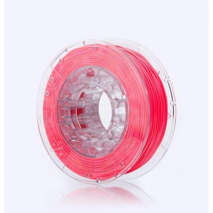 Tisková struna FLEX 20D růžová, Print-Me, 1,75mm, 0,45kg